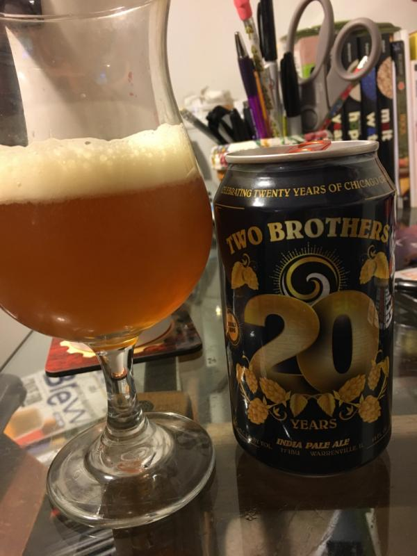 20 Years India Pale Ale
