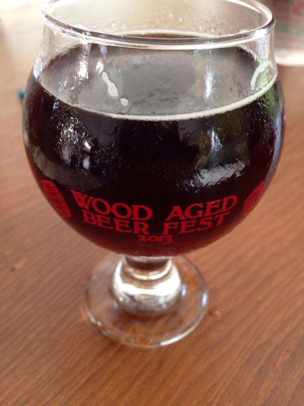 Barrel Aged Black Hand