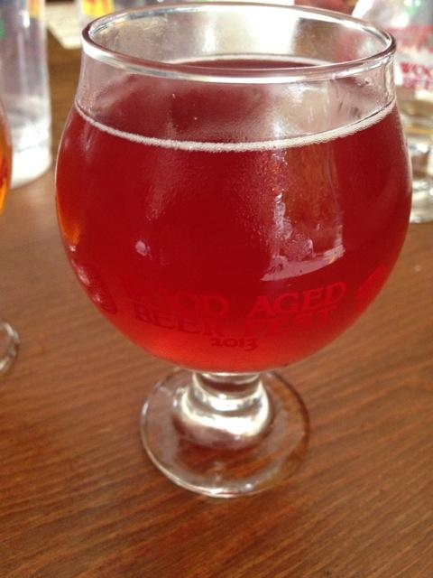 B.B. Enkel - Blueberry Basil Belgian Single