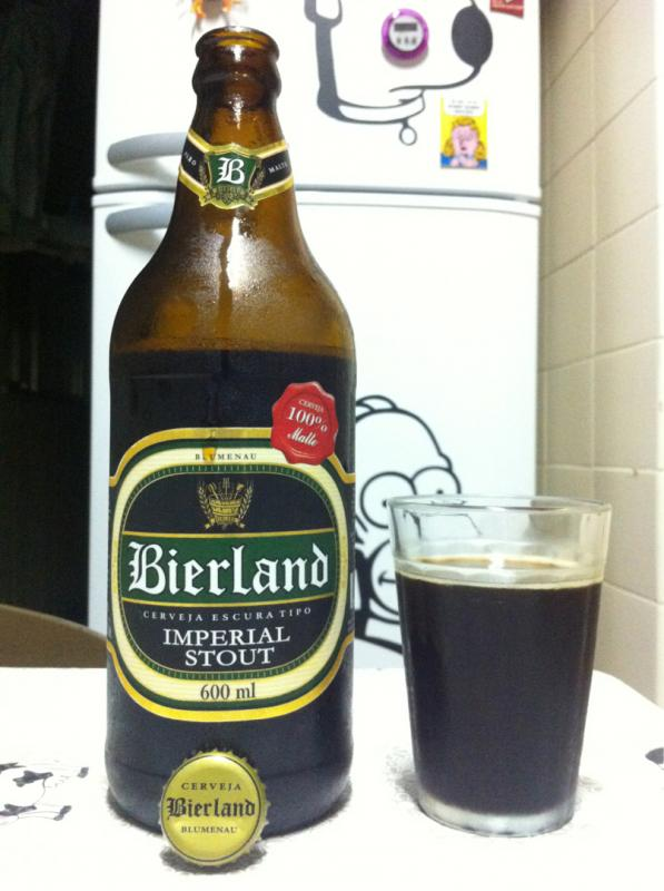 Bierland Imperial Stout