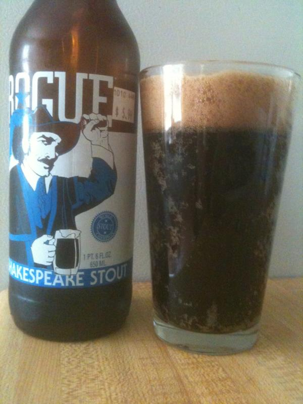 Shakespeare Stout